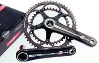 Campagnolo Record Carbon Road Bike Crankset 11s Ultra Torque 53/39t 170mm