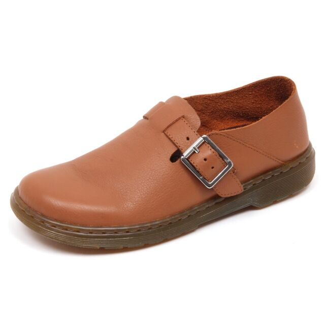 bfcecc04c1b Dr. Martens Patricia Tan Virginia Leather Shoes Size UK 4 for sale ...