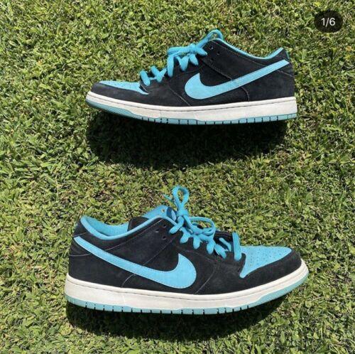Nike Dunk SB Low 'Clear Jade' sz 12
