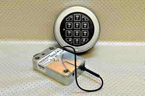 S g electronic lock manuals