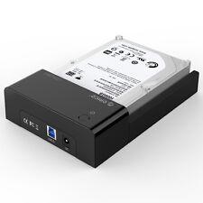 ORICO USB3.0 to SATA 2.5 & 3.5 inch Hard Drive Docking Station Enclosure HDD SSD