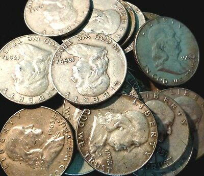 1 Ounce 90 Silver U S Coin Lot 1 25 Face Value All