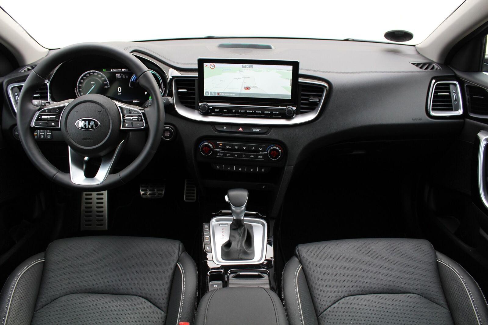 Kia XCeed 1,6 PHEV Upgrade+ DCT - billede 9