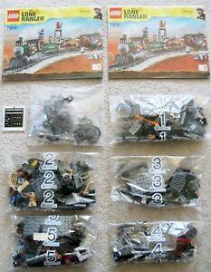 LEGO-Super-Rare-Constitution-Train-79111-Train-Only-New