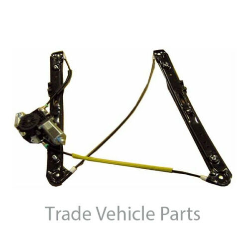 Motor Bmw 3 E46 4Dr Saloon 1998-2004 Front Electric Window Regulator Left Side