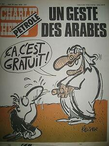 CHARLIE-HEBDO-N-437-UN-GESTE-DES-ARABES-DESSINS-SATIRIQUES-COUV-REISER-1979