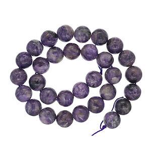 15-5-034-Russian-Charoite-Round-Beads-ap-13mm-86217