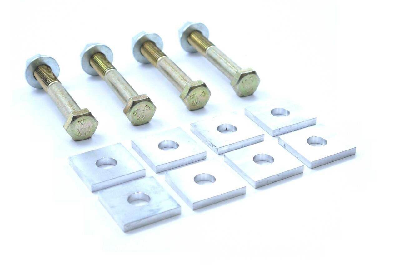 Image 1 - SPL Eccentric Lockout Alignment Kit Fits Nissan 350Z (03-06) & Infiniti G35 (03-