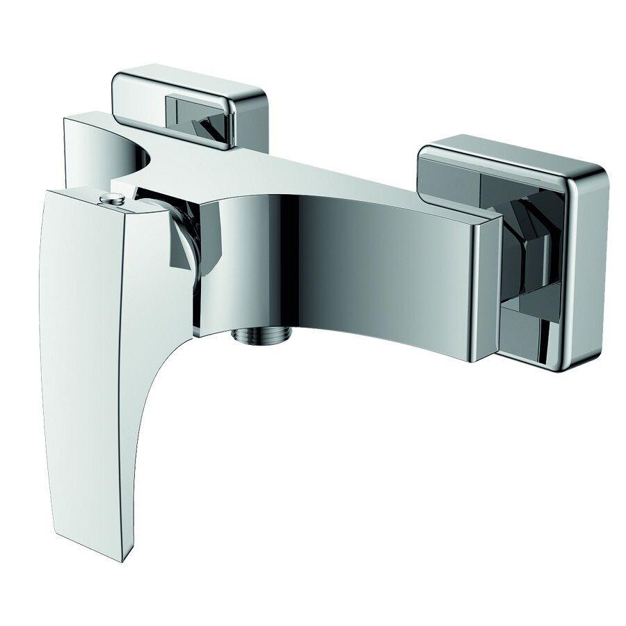 Dusche Ferro Torino Brausemischer Duscharmatur Wasserkran Wasserhahn Für Die Dusche Eine VollstäNdige Palette Von Spezifikationen