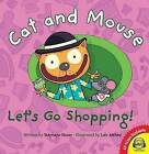 Cat and Mouse Let's Go Shopping! by Stephane Husar (Hardback, 2015)
