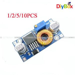 1-2-5-10PCS-DC-DC-Step-Down-Adjustable-Module-Lithium-Charger-board-5A-XL4015