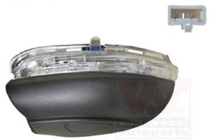 Blinkleuchte für Signalanlage Vorderachse VAN WEZEL 5863915