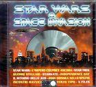 STAR WARS & SPACE INVASION STARGATE X FILES OST CD RARO SEALED
