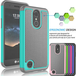 Armor-Shockproof-Rugged-Rubber-Hard-Case-Cover-for-LG-K20-Plus-K10-2017-V5