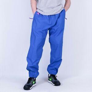 New-Nike-ACG-Trail-Pants-Size-L-Hyper-Royal-Blue-Pink-CD4540-405-Men-039-s