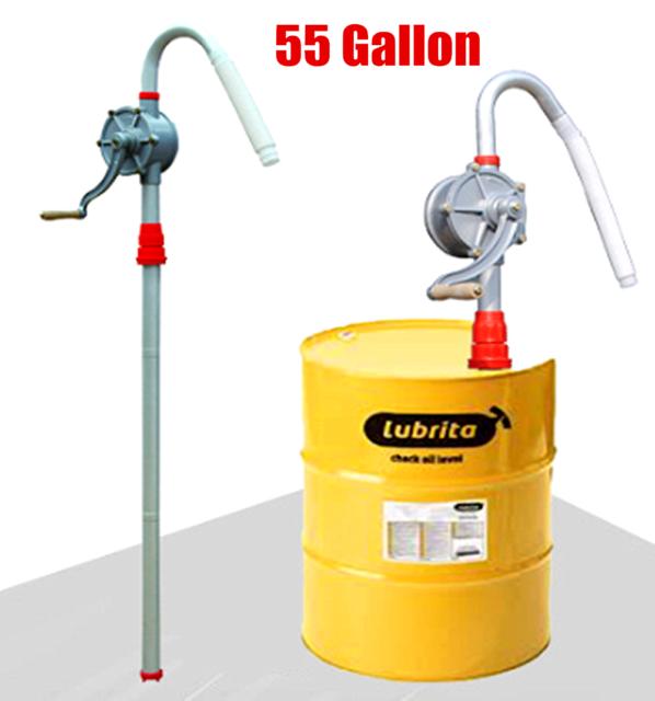 Pumps & Pump Accessories 30L/per min Manual Hand Rotary Pump Fuel ...