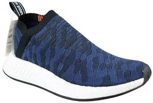 Details zu Adidas NMD CS2 PK W Primeknit Damen Sneaker Turnschuhe CQ2038 blau Gr 36 41 NEU