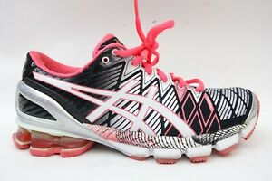 Details about Asics Gel-Kinsei 5 Running Shoes T3E9Y Women Size 7 Neon
