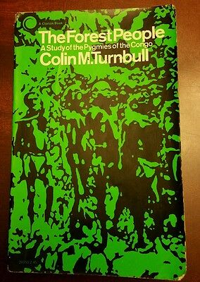 Image result for the forest people colin turnbull cover""