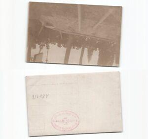 b87156-Fotoansichtskarte-Beerdigungszug-Bayreuth-am-Grab-mit-Heldengr