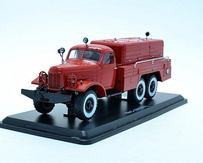 Soviet camion  de pompiers PNS-100 (ZIL-157K) 1 43 Start Scale Models SSM1134  en ligne pas cher