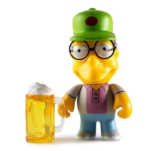 "MOE/'S TAVERN SERIES /""SAM/"" VINYL MINI FIGURE BY KIDROBOT X SIMPSONS"