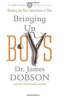 Bringing Up Boys von Dobson, James | Buch | Zustand gut