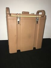 Cambro Tan Insulated Soupbeverage Carrier 350lcd 338 Gallon Capacity 1h