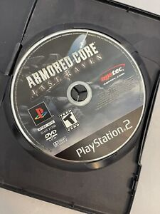 Armored Core: Last Raven (Sony PlayStation 2 PS2, 2006) Game Disc Only