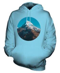Nature Unisexe Haut Himalaya Capuche Montagne À Cadeau Blur Sweat x0CqqPwZrU