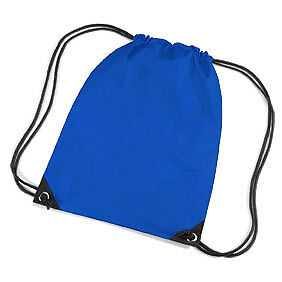 Image Is Loading Royal Blue Drawstring Tote Backpack Pe Swim School