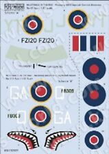 /& 207th Advanced WBS148129 WARBIRD DECALS 1//48 Gloster Meteor F Mk IV 263rd Sq