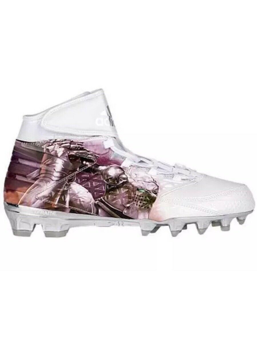ADIDAS NEW MEN FREAK X CARBON HIGH UNCAGE AQ7825 WHITE FOOTBALL CLEATS Price reduction Comfortable and good-looking
