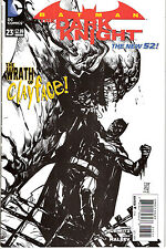 "Batman The Dark Knight #23 (Oct 2013) 1:25 Variant ""The New 52""  D.C. Comics"