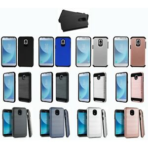 Cell Phones & Accessories Good 2-layer Case Samsung Sm J337 J337p J337a Galaxy J3 Amp Prime 3 Achieve Star 2018