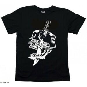 Maglietta-T-shirt-Machete-Production-Machete-Crew-Rap-Hip-hop-uomo-donna-salmo