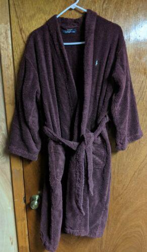 Vintage POLO by Ralph Lauren Terrycloth Bath Robe