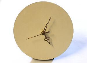 Detalles Calor 102097 Decoración Blanco Círculo Mdf En Reloj Para Sublimación De Prensa 0wvmNny8O