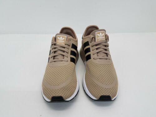 BRAND NEW IN BOX Adidas Originals Men/'s N-5923 Running Shoe B37955 Khaki//White