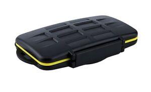 Memory-Card-Case-MC-XQDSD7-Speicherkarten-Schutzbox-fuer-4-SD-und-3-XQD-Karten