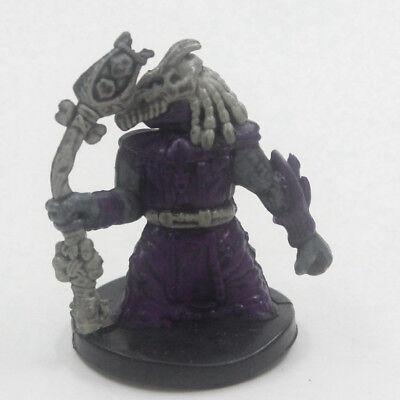 D/&D Dungeons Dragons MINIATURES DDM DEMONWEB TROGLODYTE CURSE CHANTER 52//60