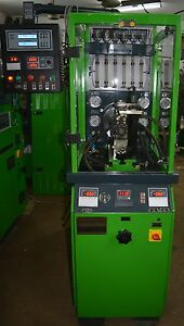 Details about Multipurpose 6 Cyl Diesel Injector Pump & Common Rail Test  Bench - CRDI 600 E
