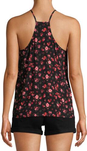 Details about  /No Boundaries Juniors/' Button Front Floral Print Cami NEW