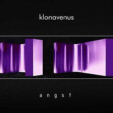 KLONAVENUS Angst CD Digipack 2015