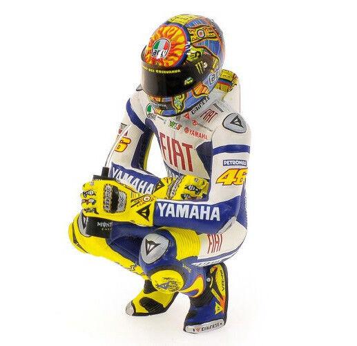 MINICHAMP ROSSI FIGURE GRID GP MOTEGI MotoGP 2009 312090476 312 090476 ULTRA RAR