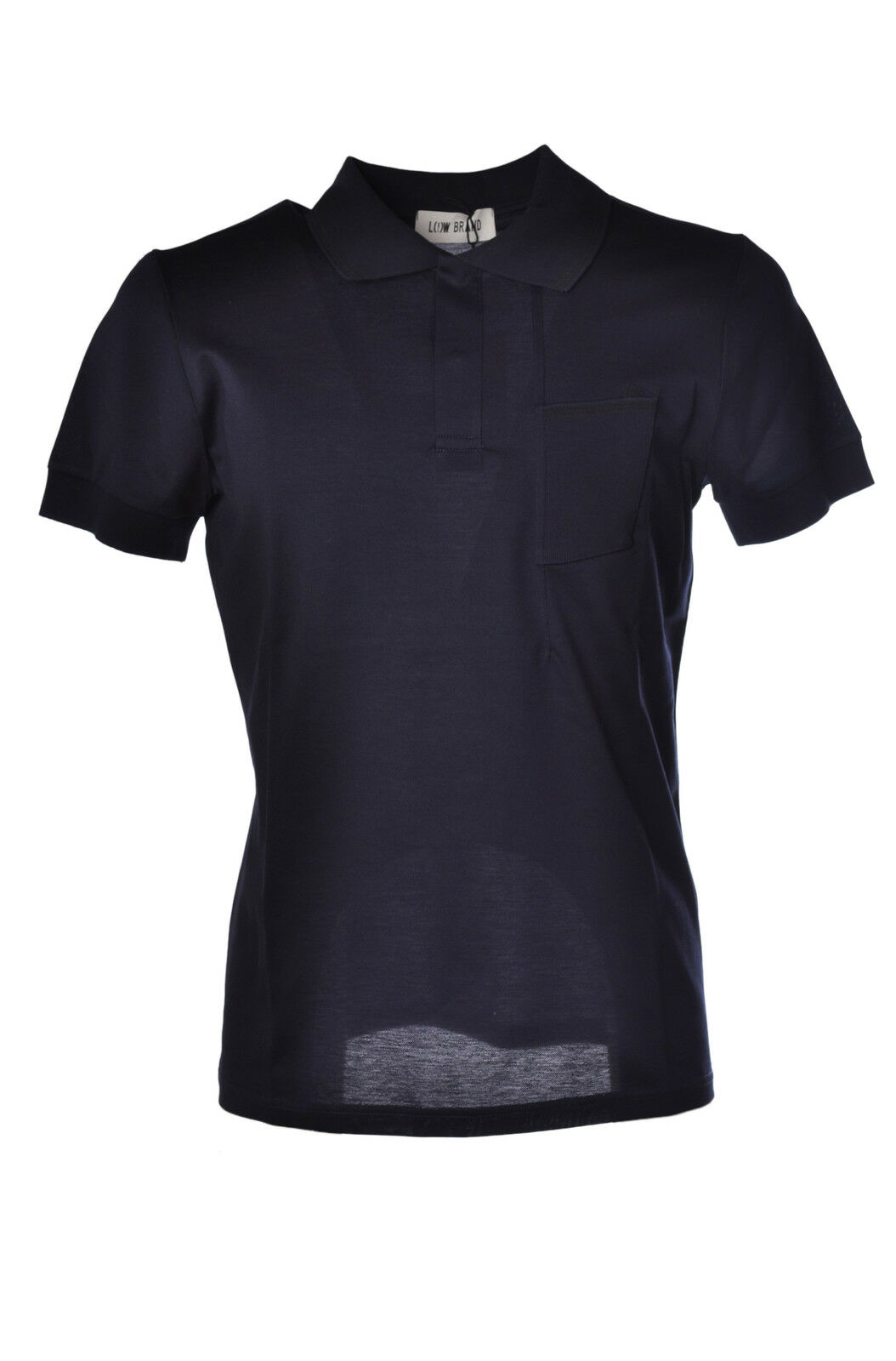 Low Brand  -  Polo - Male - 4 - bluee - 1788022C163109