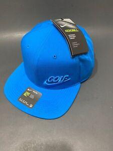 c979010e NIKE AEROBILL PRO DRI-FIT ADULT UNISEX GOLF CUP 892649-465 BLUE 1 ...