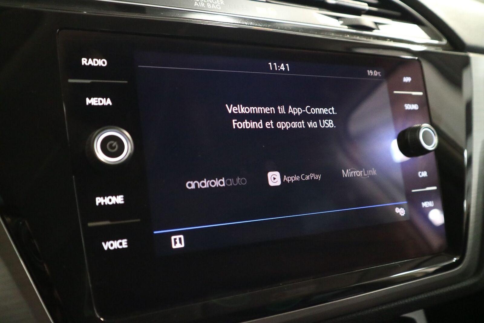 VW Touran 1,5 TSi 150 Comfortline Family DSG 7prs - billede 6