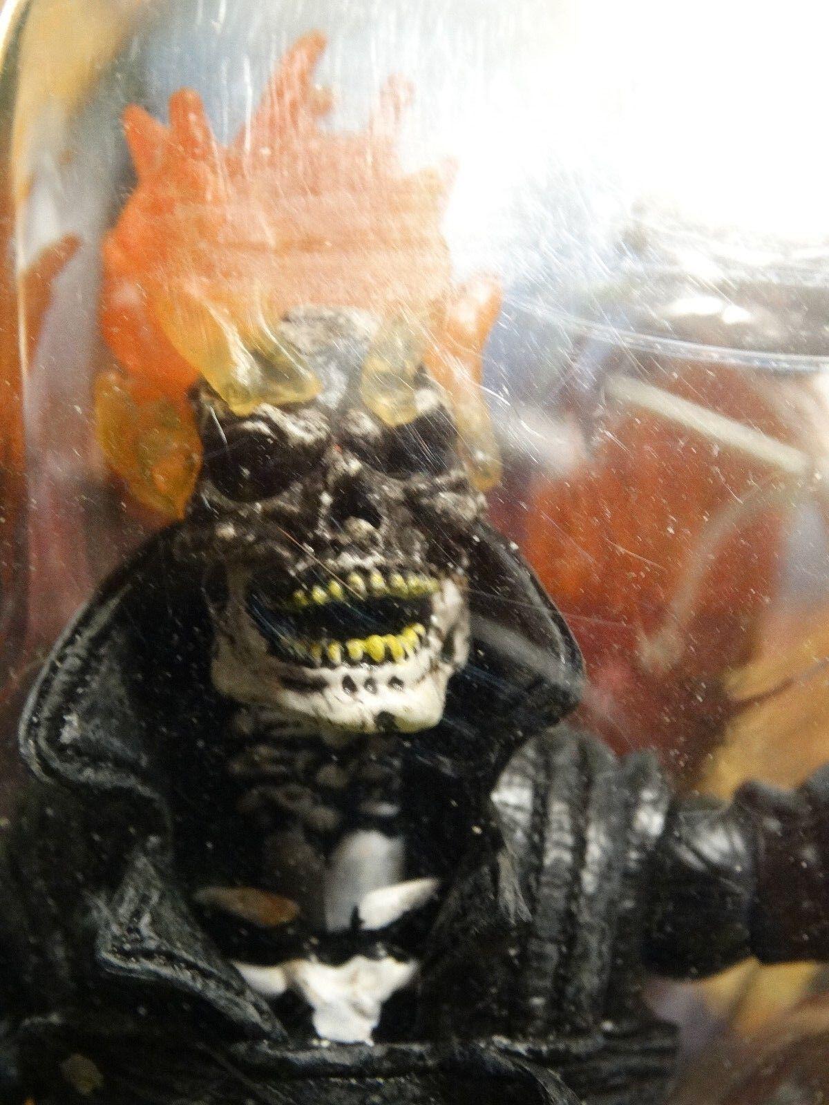 förundras Legends Ghost Rider...Lek Biz serie vii Sällsynt Herregud
