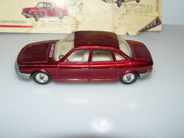 Dinky toys old  nsu ro 80 dinky toys britain almost nouveau  grand choix
